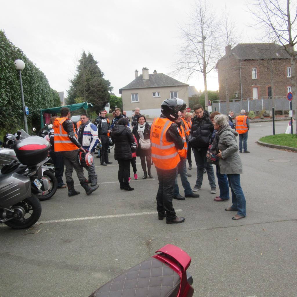 Téléthon Bréal-sous-Montfort le 05/12/2015