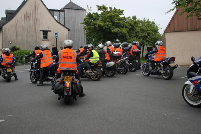 Les motards de Brocéliande (56)