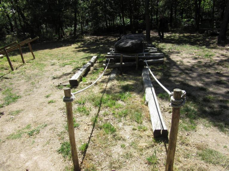 site mégalitheques de monteneuf  253