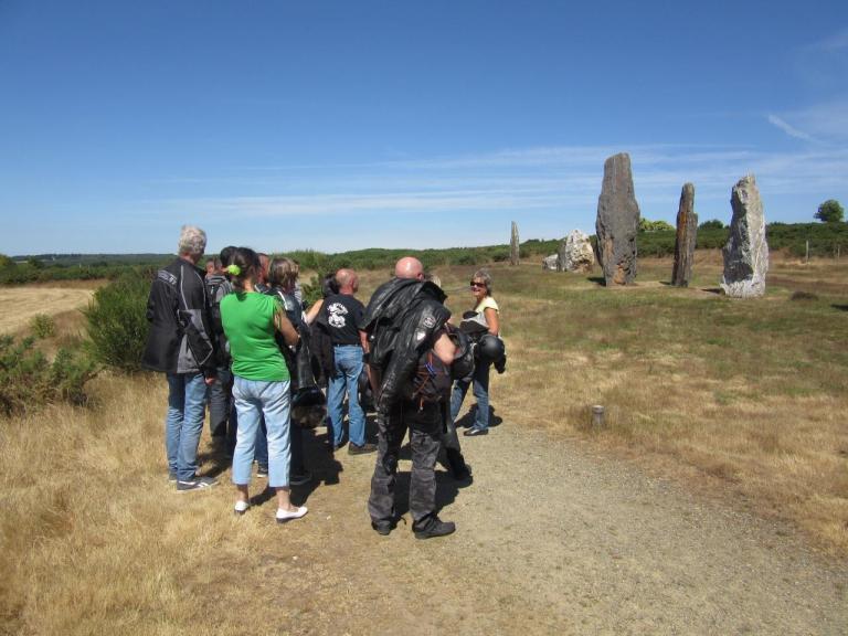 site mégalitheques de saint just 103