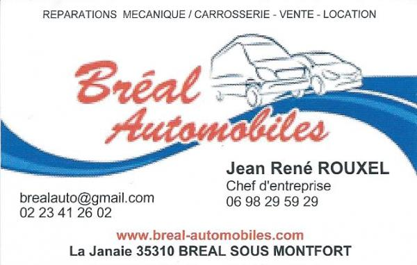 Breal automobiles