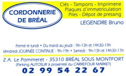 Cordonnerie breal 1