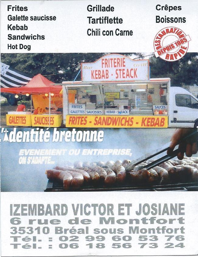 Izembard victor et josiane