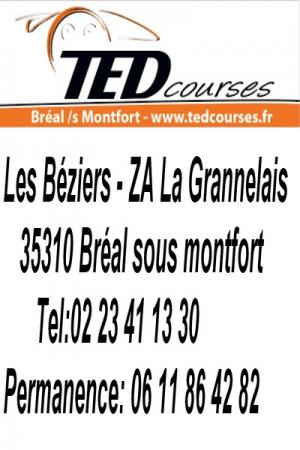 Ted courses